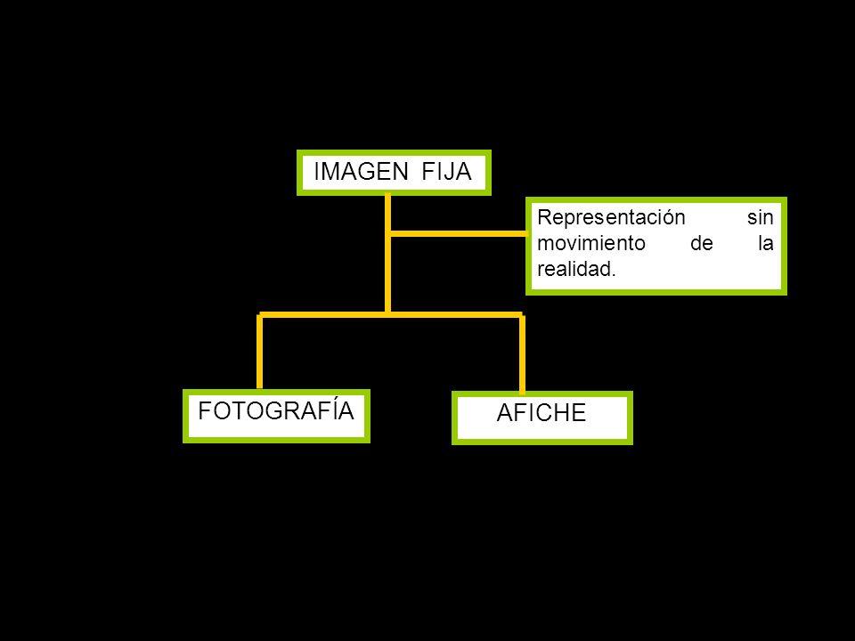 IMAGEN FIJA FOTOGRAFÍA AFICHE