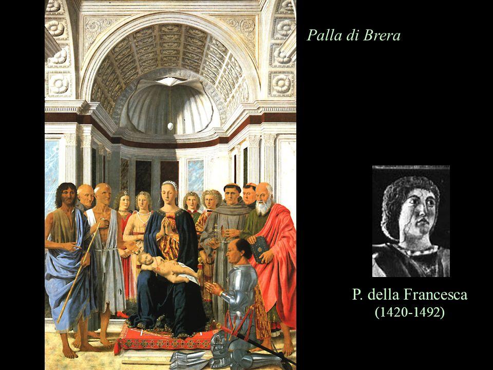 Palla di Brera P. della Francesca (1420-1492)