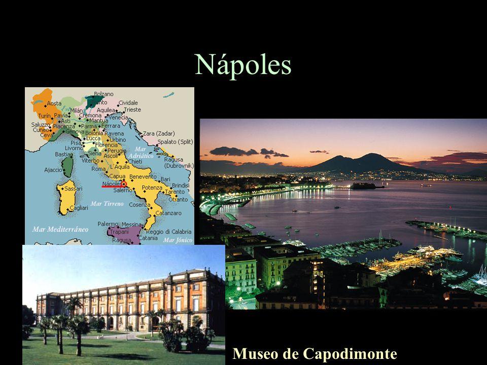 Nápoles Museo de Capodimonte