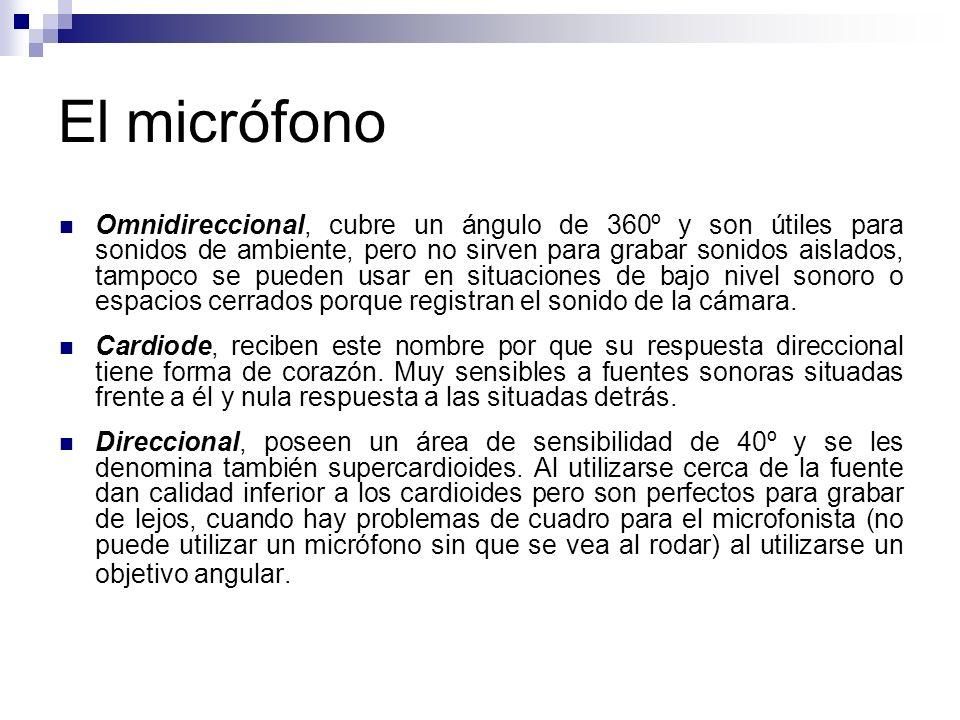 El micrófono