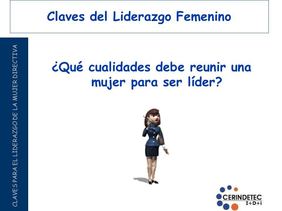 Claves del Liderazgo Femenino