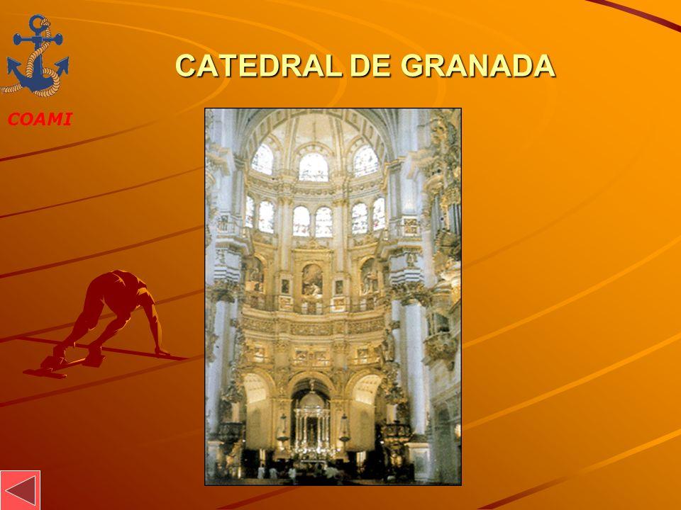 CATEDRAL DE GRANADA JOSÉ MIGUEL GARCÍA