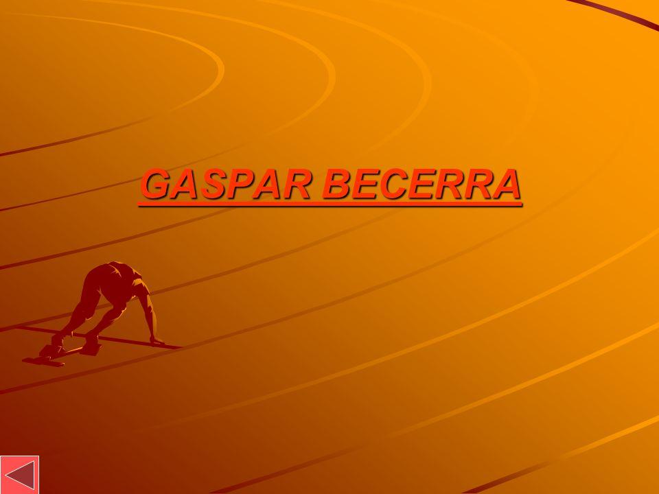 GASPAR BECERRA