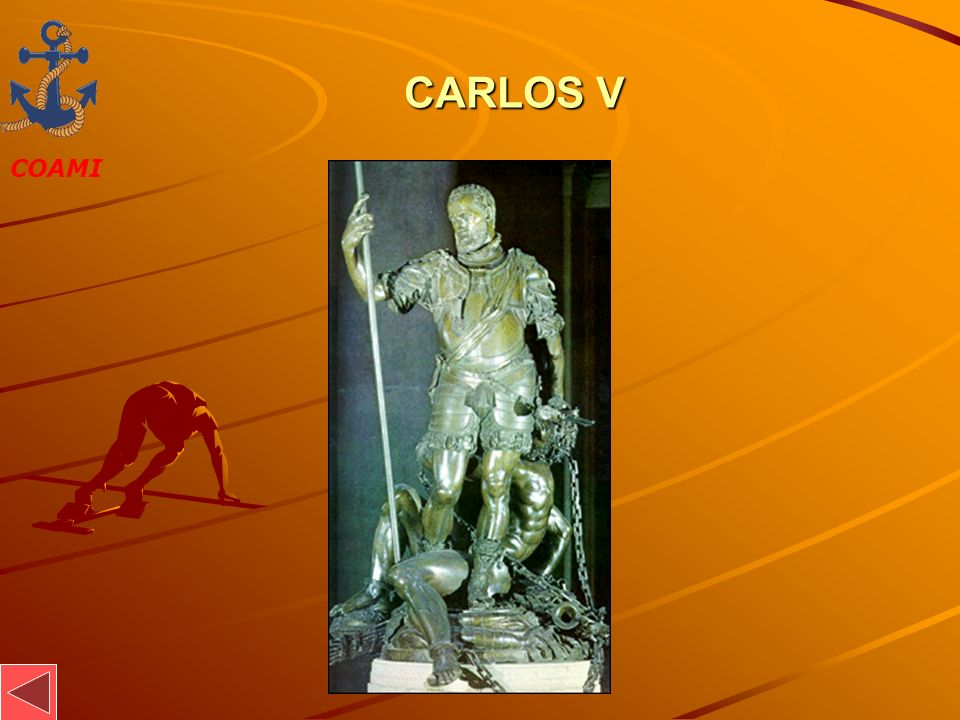 CARLOS V JOSÉ MIGUEL GARCÍA