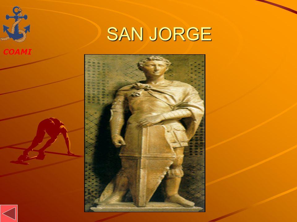 SAN JORGE JOSÉ MIGUEL GARCÍA