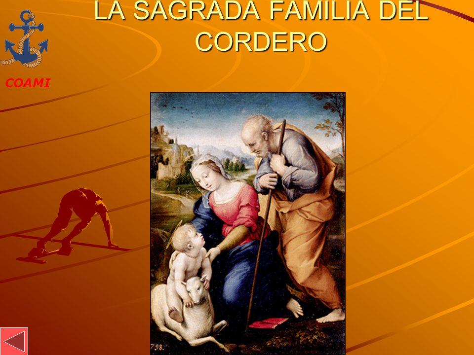 LA SAGRADA FAMILIA DEL CORDERO