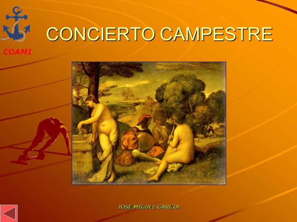 CONCIERTO CAMPESTRE JOSÉ MIGUEL GARCÍA