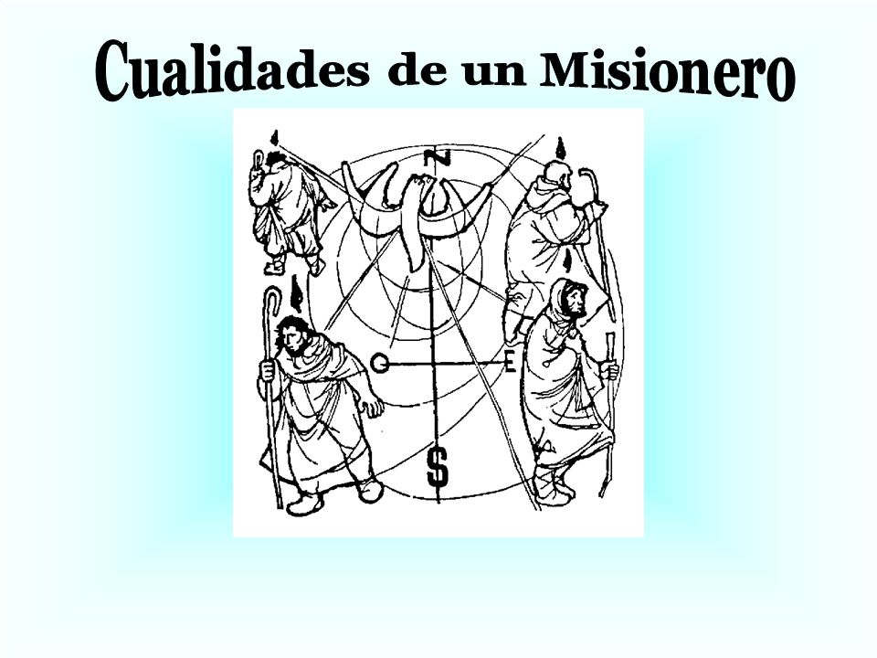 Cualidades de un Misionero