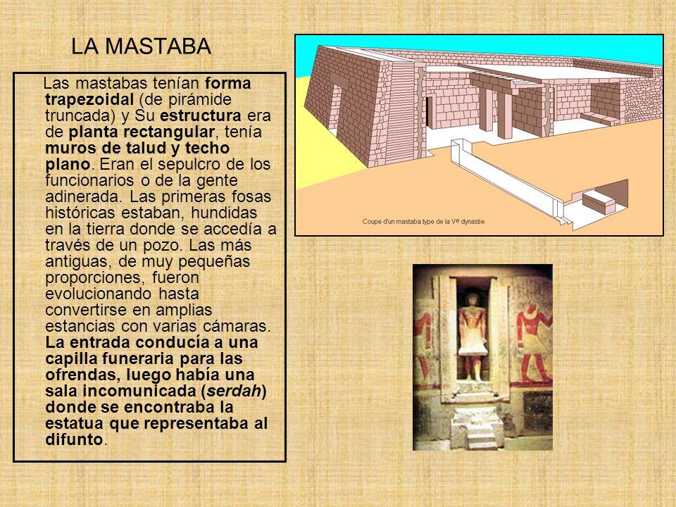 LA MASTABA