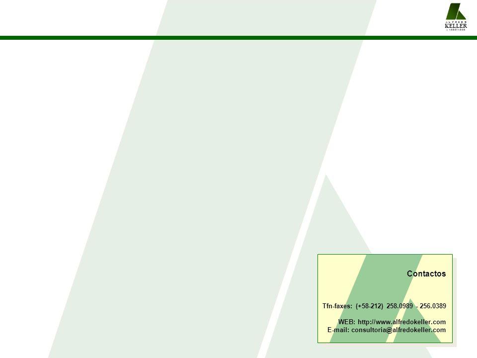 Contactos 10 Tfn-faxes: (+58-212) 258.0989 - 256.0389