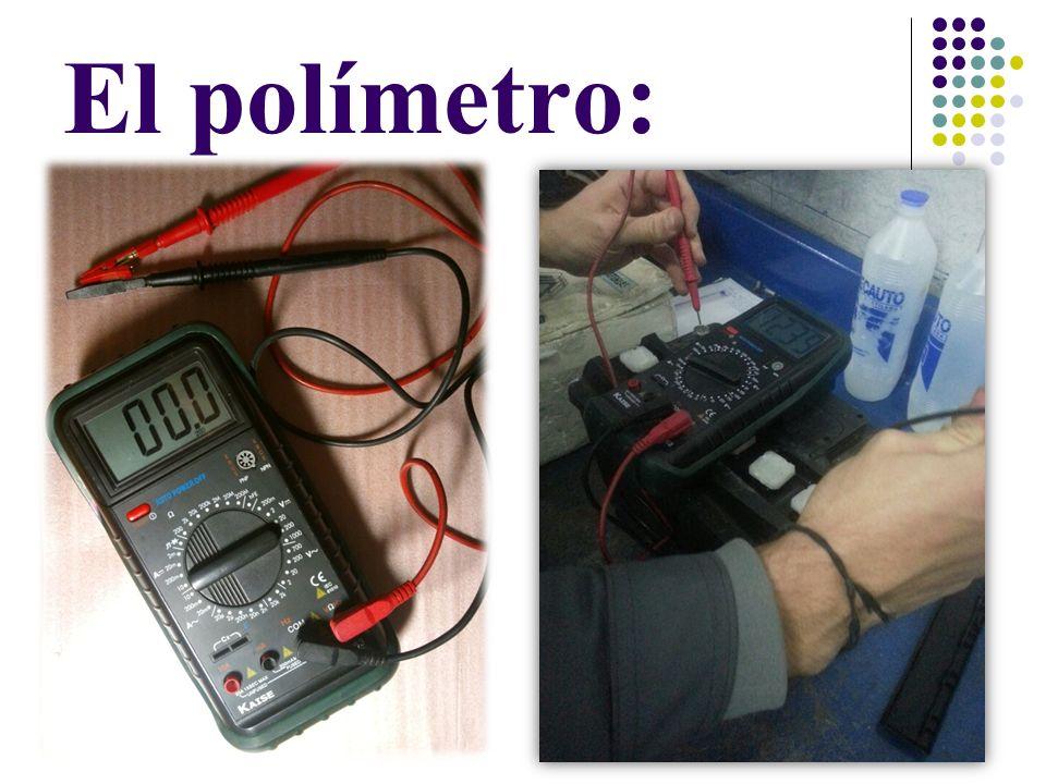 El polímetro: