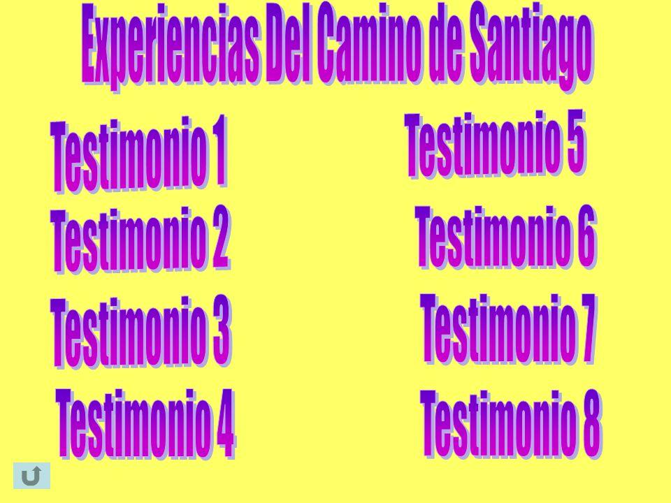 Experiencias Del Camino de Santiago