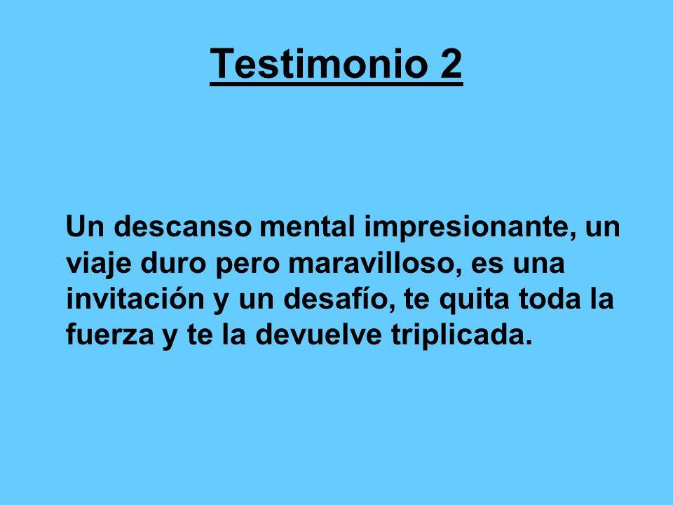 Testimonio 2