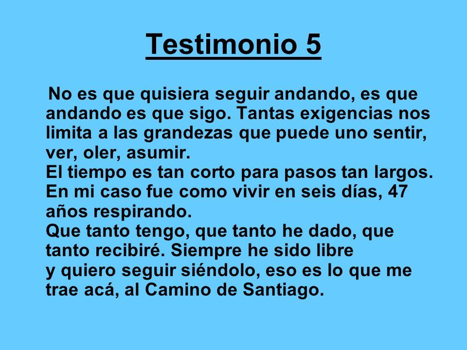 Testimonio 5