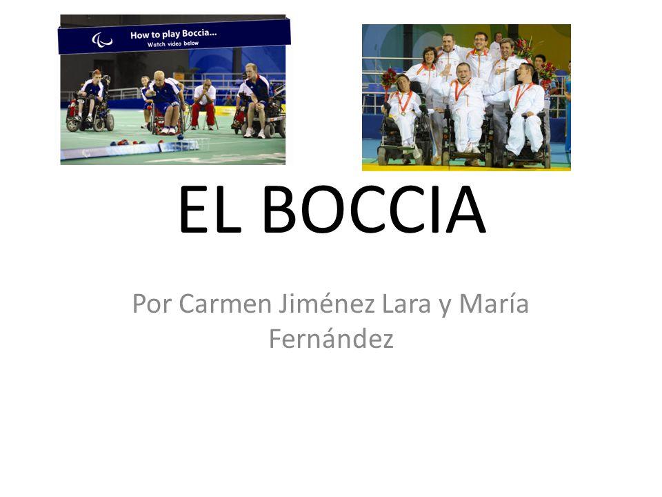 Por Carmen Jiménez Lara y María Fernández