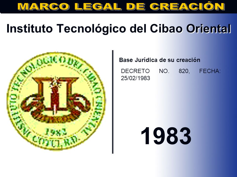 Instituto Tecnológico del Cibao Oriental