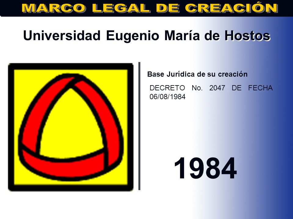 Universidad Eugenio María de Hostos