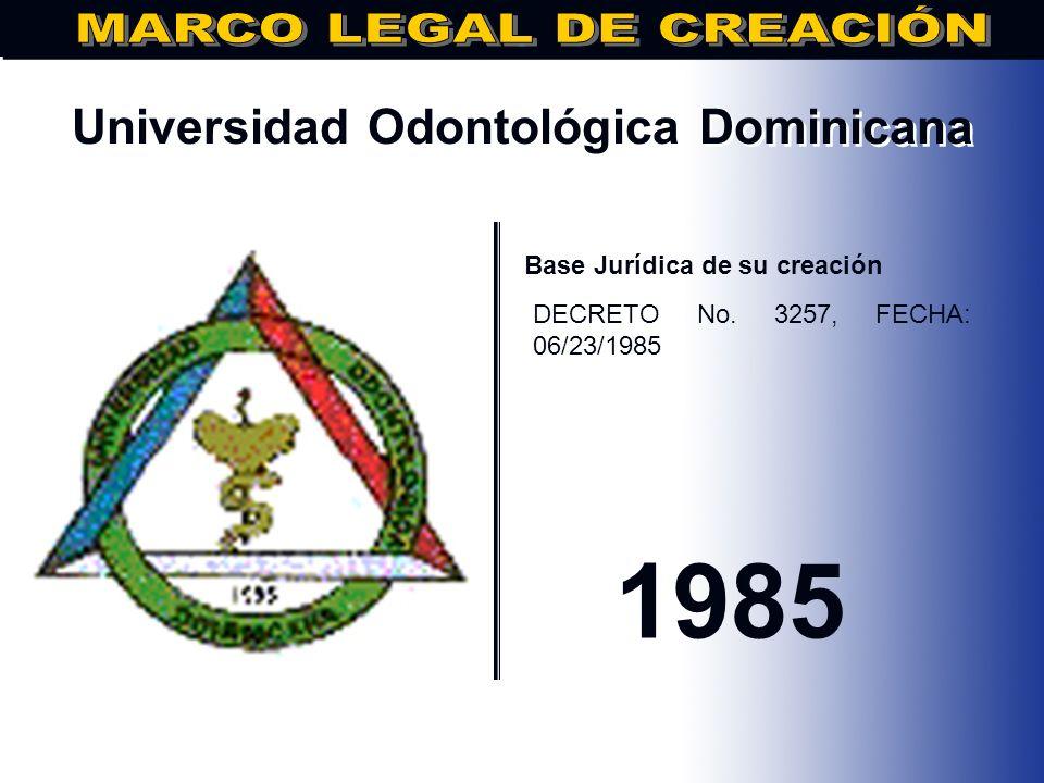 Universidad Odontológica Dominicana