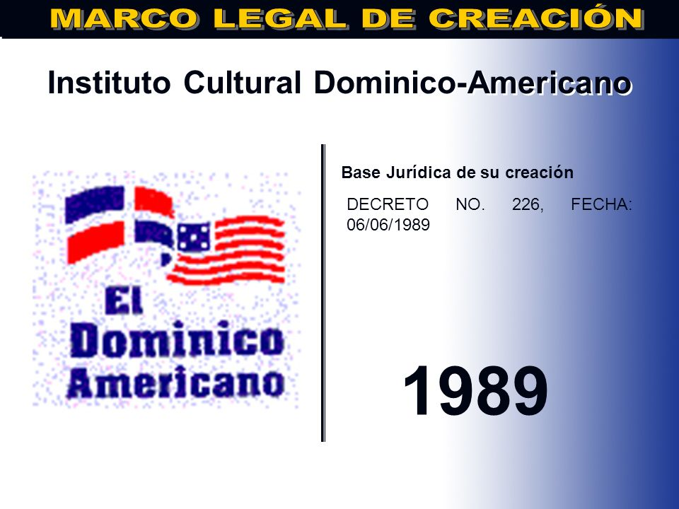 Instituto Cultural Dominico-Americano