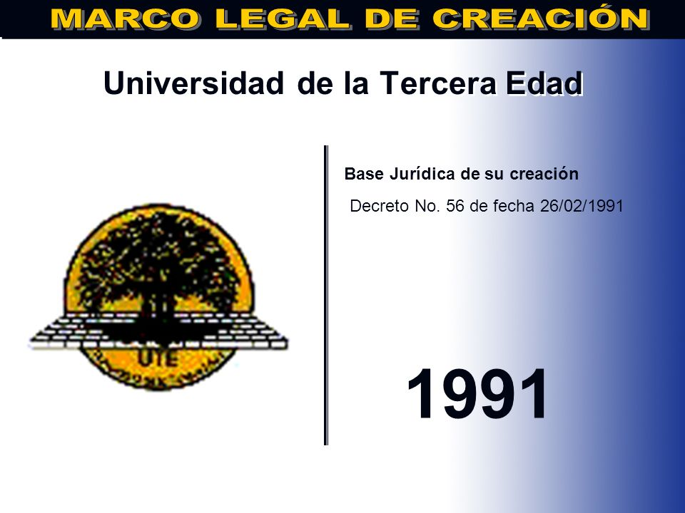 Universidad de la Tercera Edad