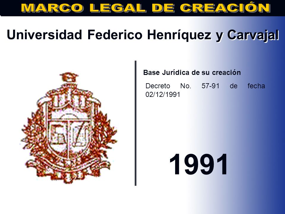 Universidad Federico Henríquez y Carvajal