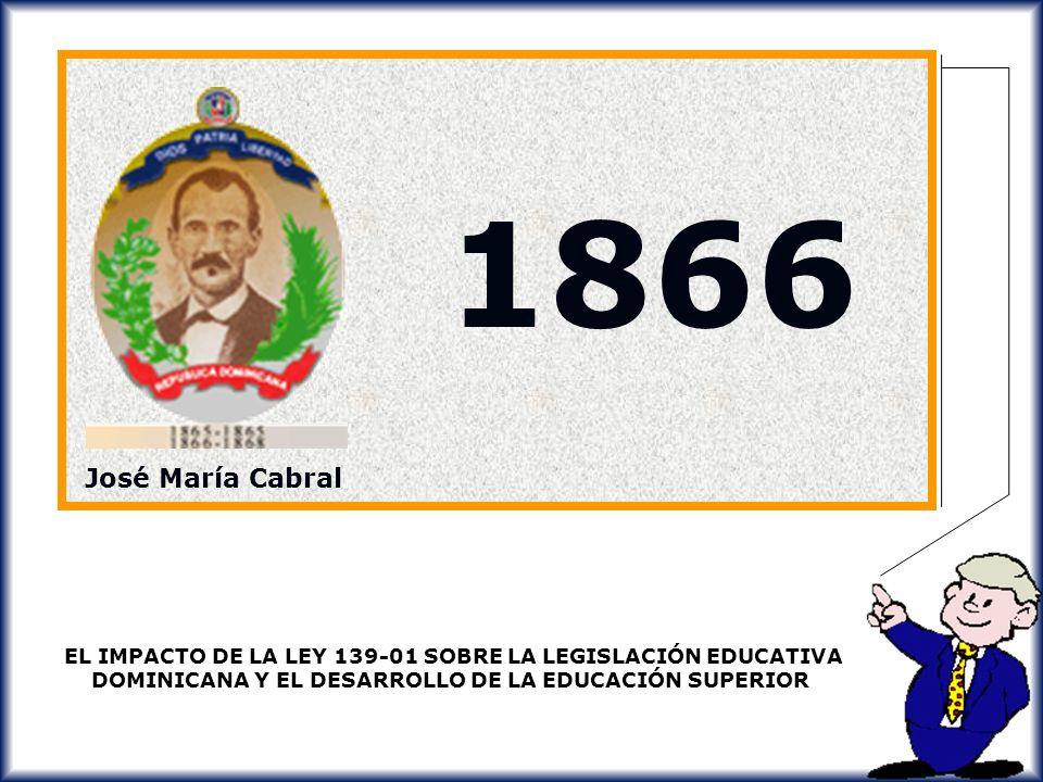 1866 José María Cabral.