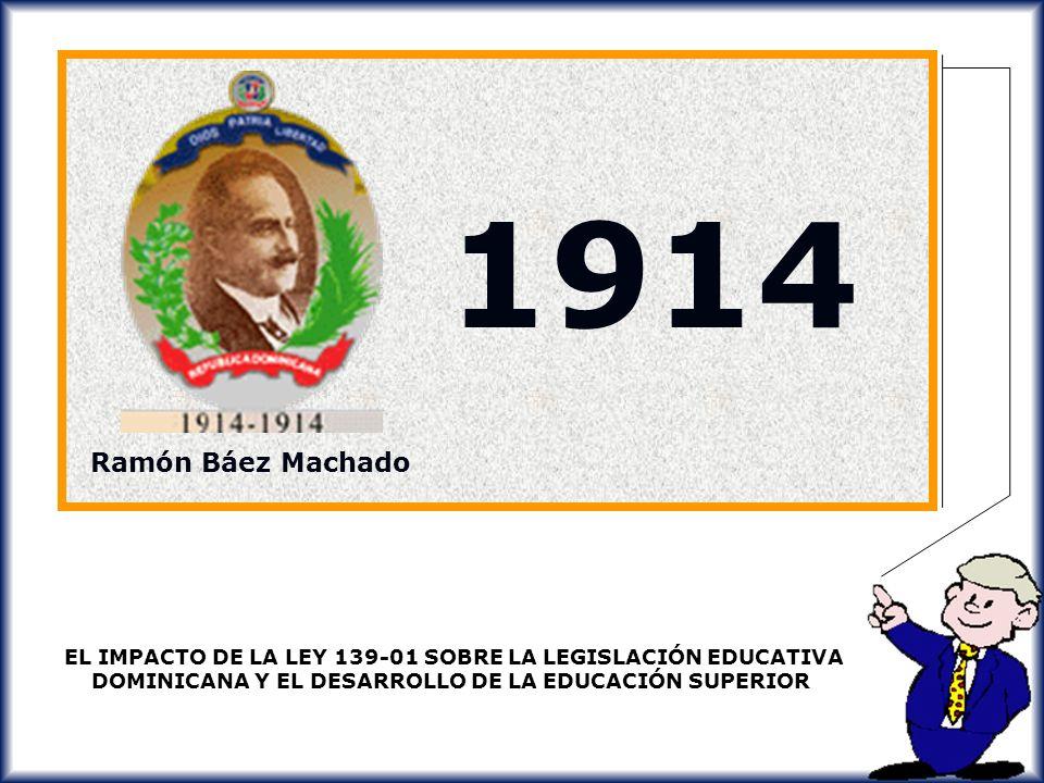 1914 Ramón Báez Machado.