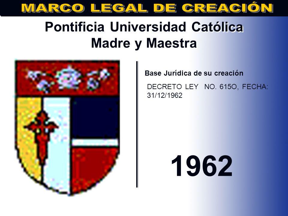 Pontificia Universidad Católica Madre y Maestra