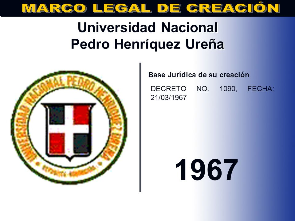 Universidad Nacional Pedro Henríquez Ureña