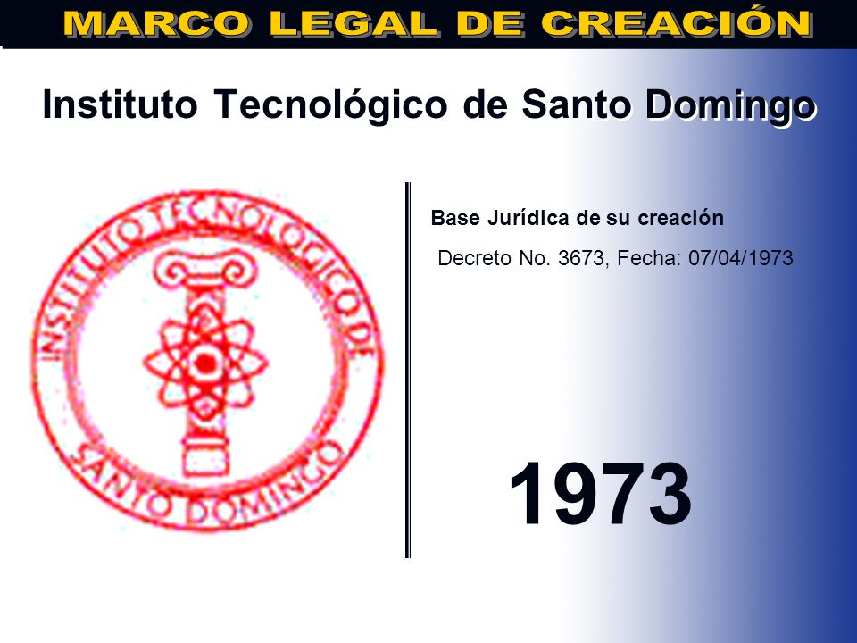 Instituto Tecnológico de Santo Domingo