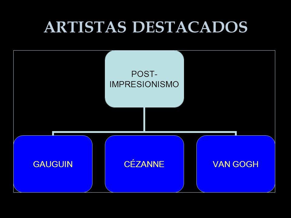 ARTISTAS DESTACADOS
