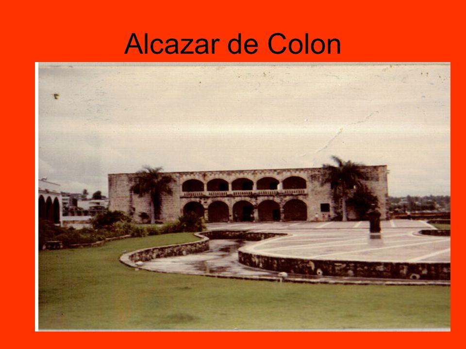 Alcazar de Colon