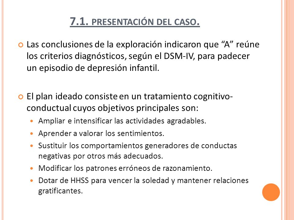 7.1. presentación del caso.
