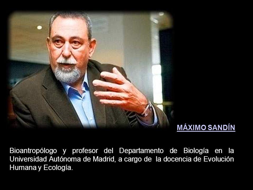MÁXIMO SANDÍN