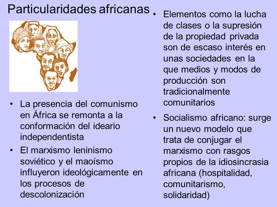 Particularidades africanas