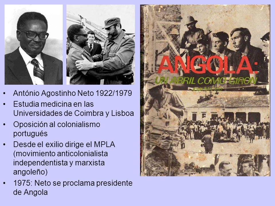 António Agostinho Neto 1922/1979