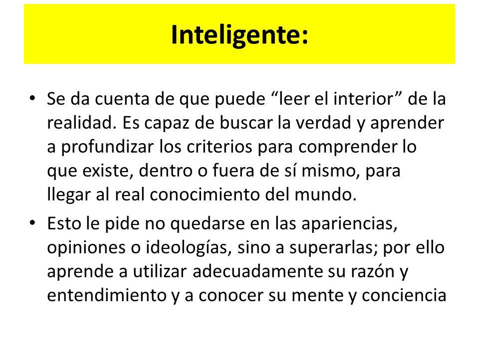 Inteligente: