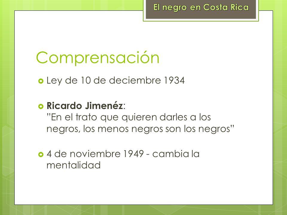 Comprensación Ley de 10 de deciembre 1934