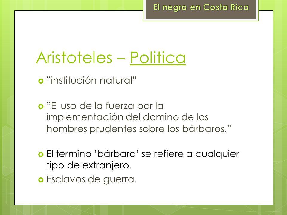 Aristoteles – Politica
