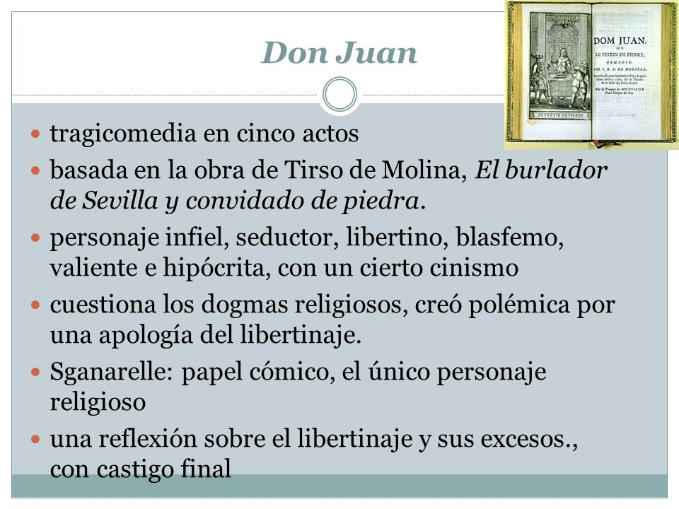 Don Juan tragicomedia en cinco actos