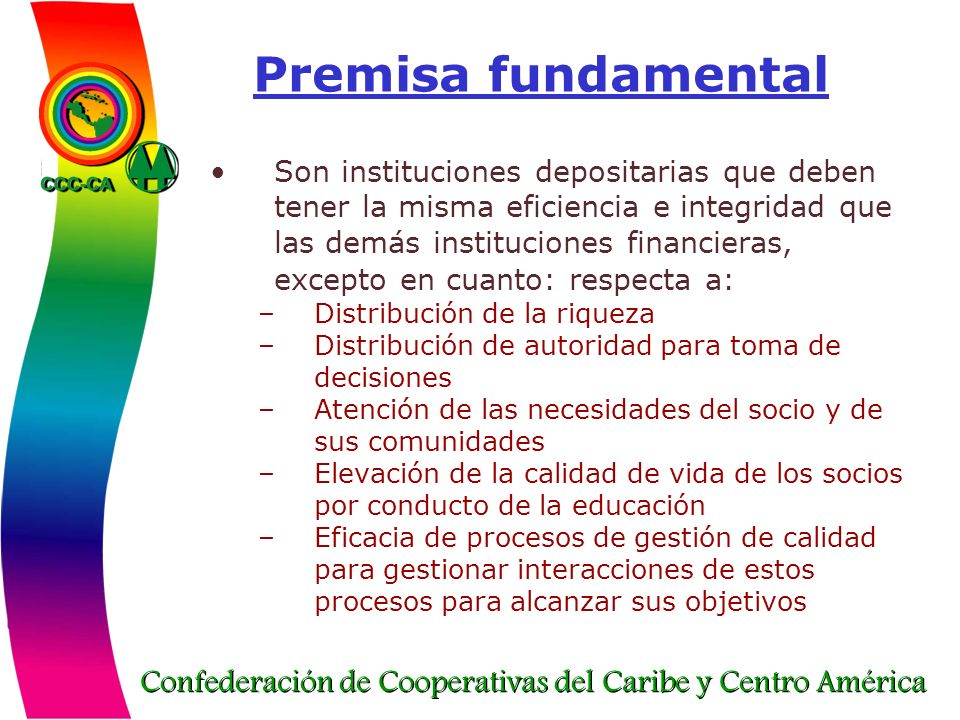 Premisa fundamental