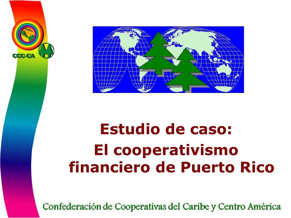 El cooperativismo financiero de Puerto Rico
