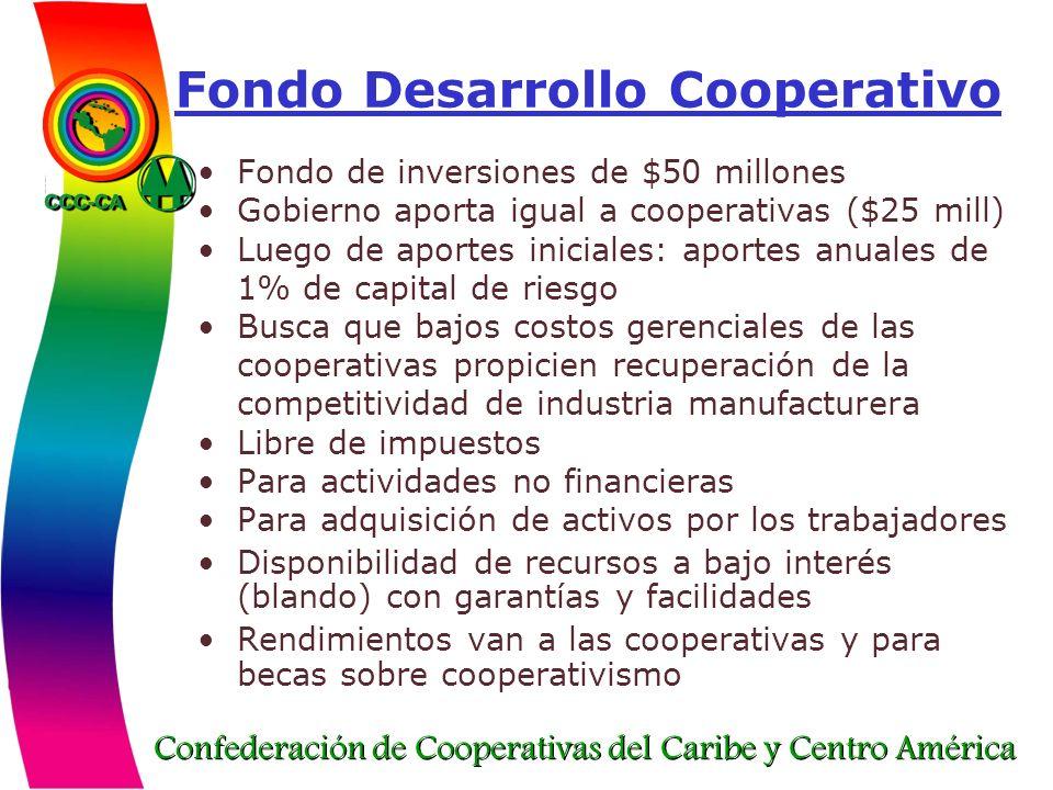 Fondo Desarrollo Cooperativo