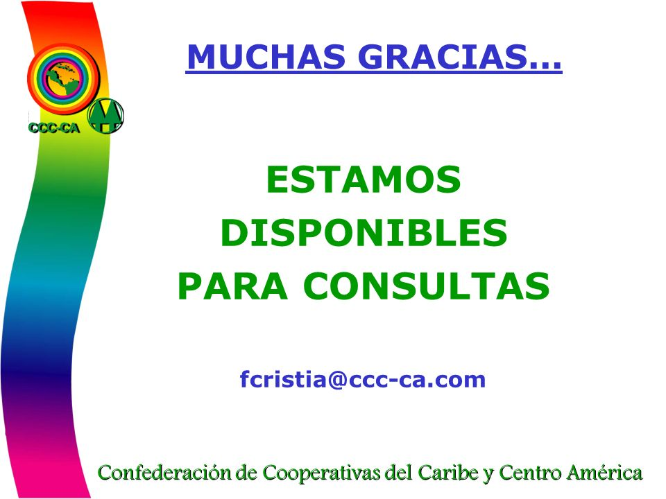 ESTAMOS DISPONIBLES PARA CONSULTAS