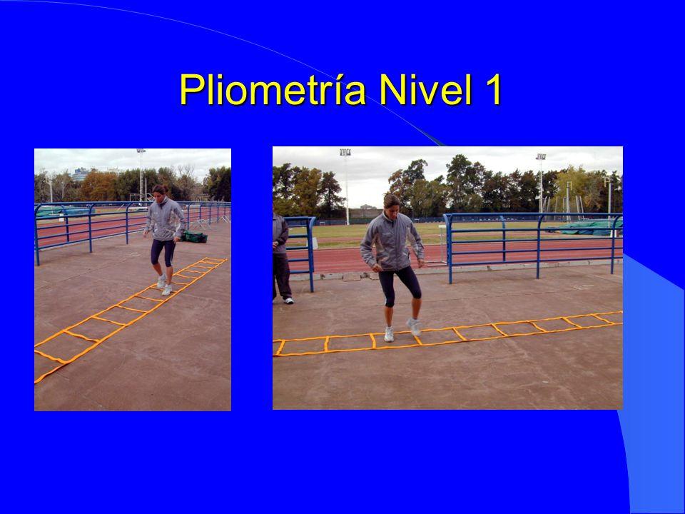 Pliometría Nivel 1
