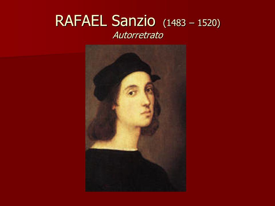 RAFAEL Sanzio (1483 – 1520) Autorretrato