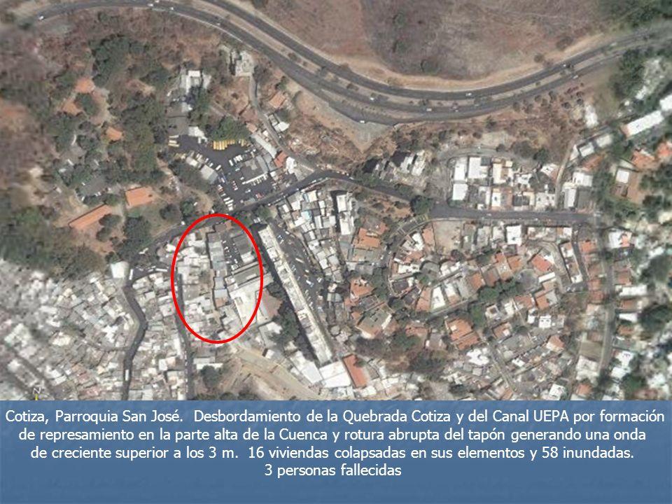 Cotiza, Parroquia San José