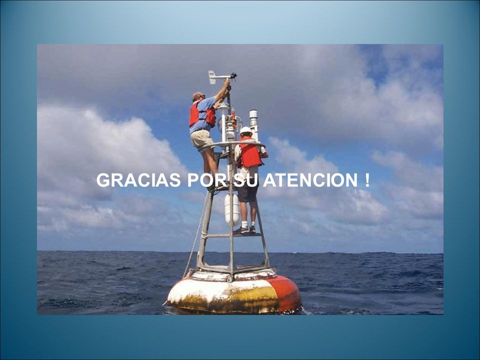 GRACIAS POR SU ATENCION !