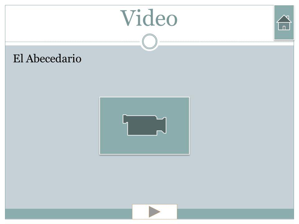 Video El Abecedario