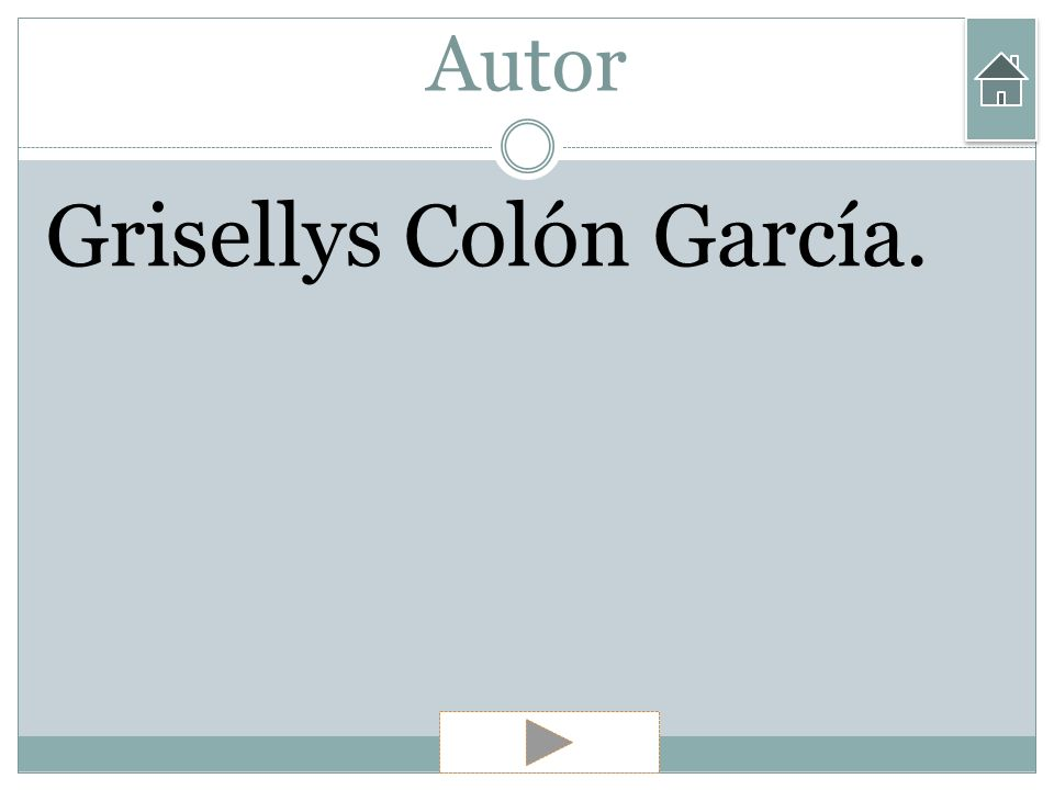 Grisellys Colón García.